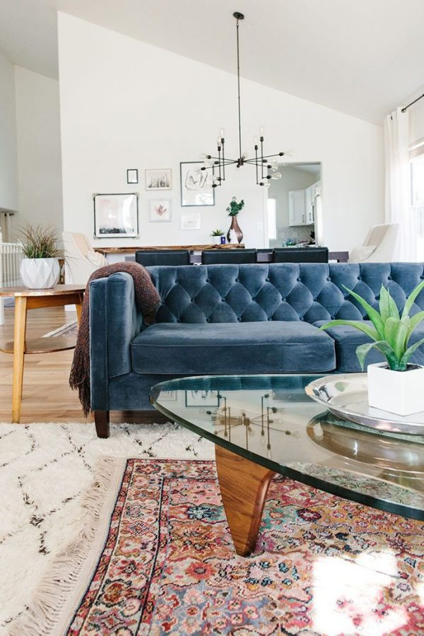 statement rugs, rug in the living room, oriental rug