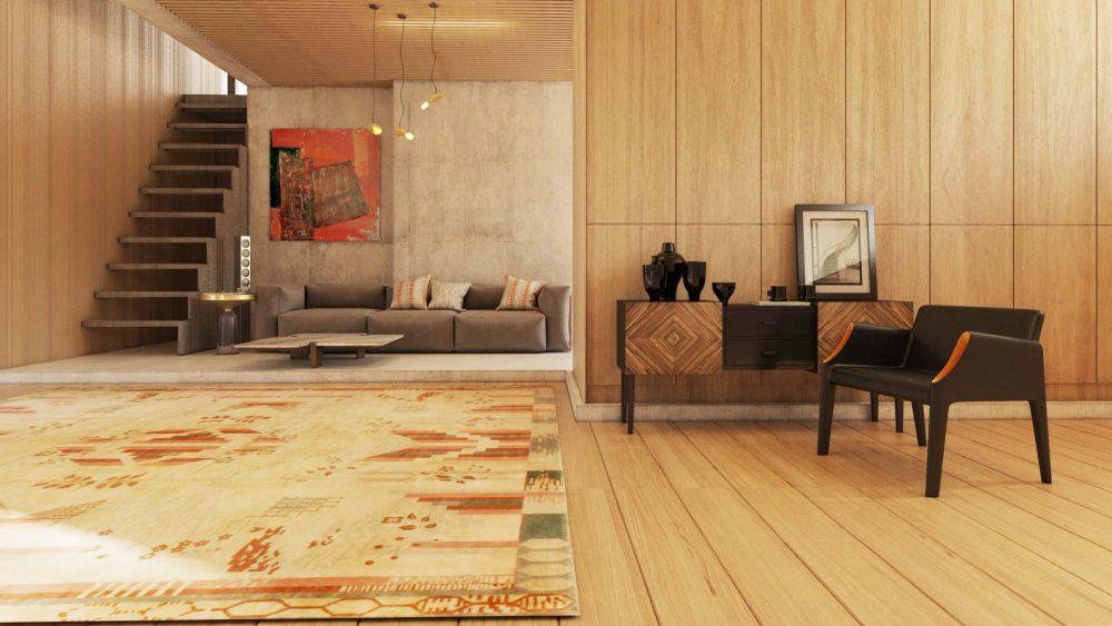 Interior Design by DLB rug R10002