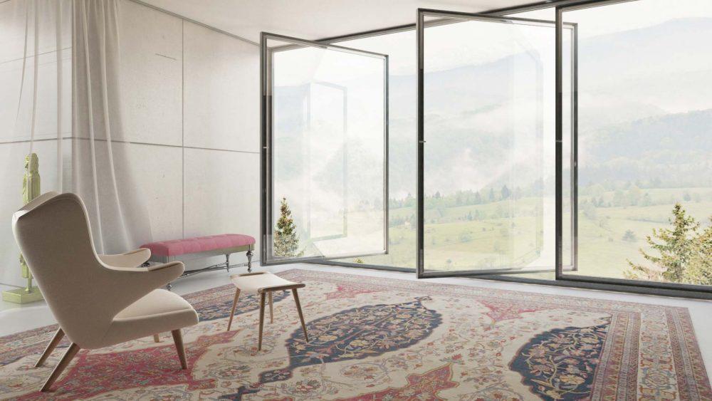 Interior Design by DLB rug R10003
