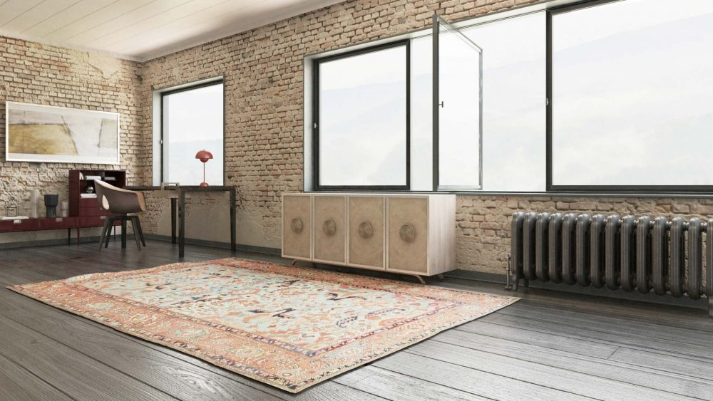Interior Design by DLB rug R10004