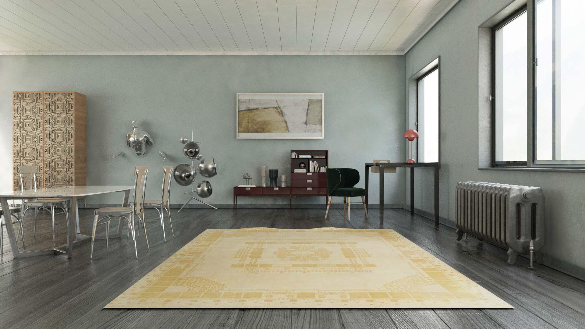 Interior Design by DLB rug R10005
