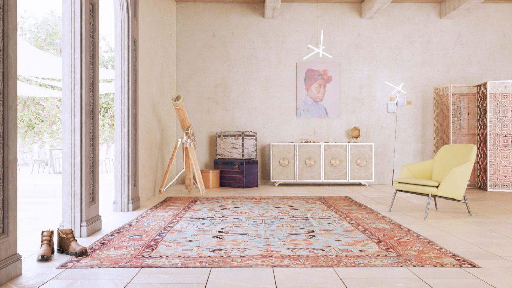 Interior Design by DLB rug R10006