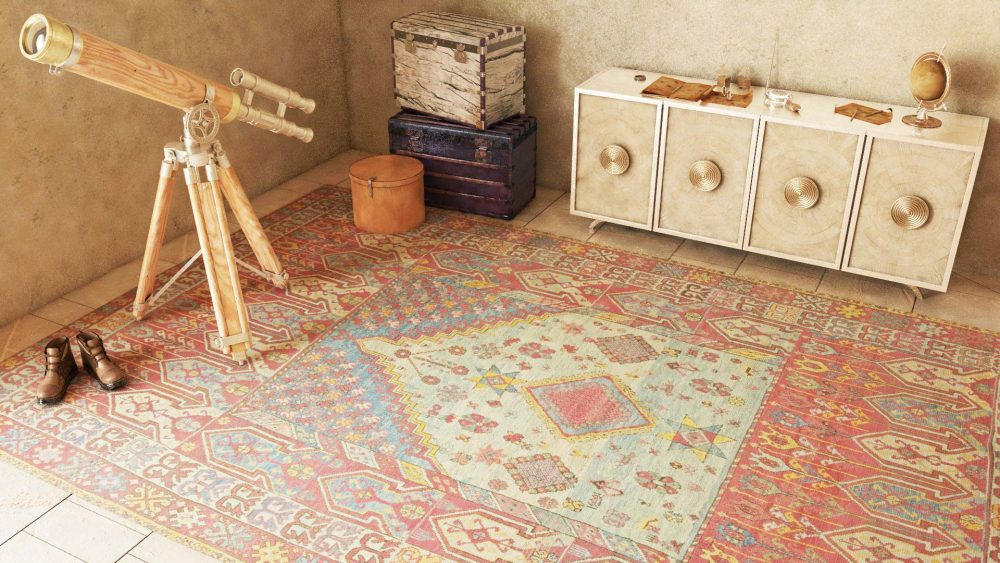Interior Design by DLB rug R10007