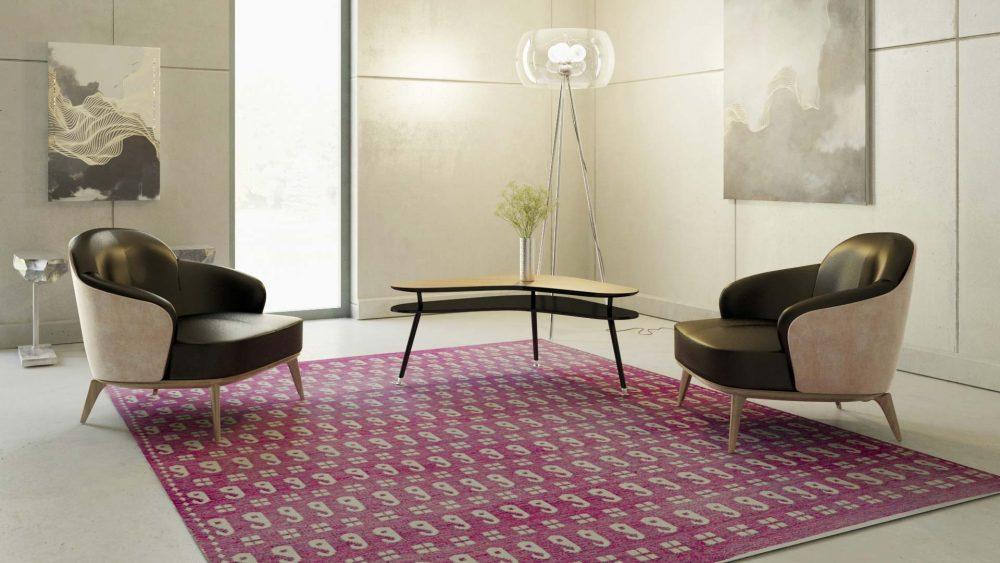 Interior Design by DLB rug R100010