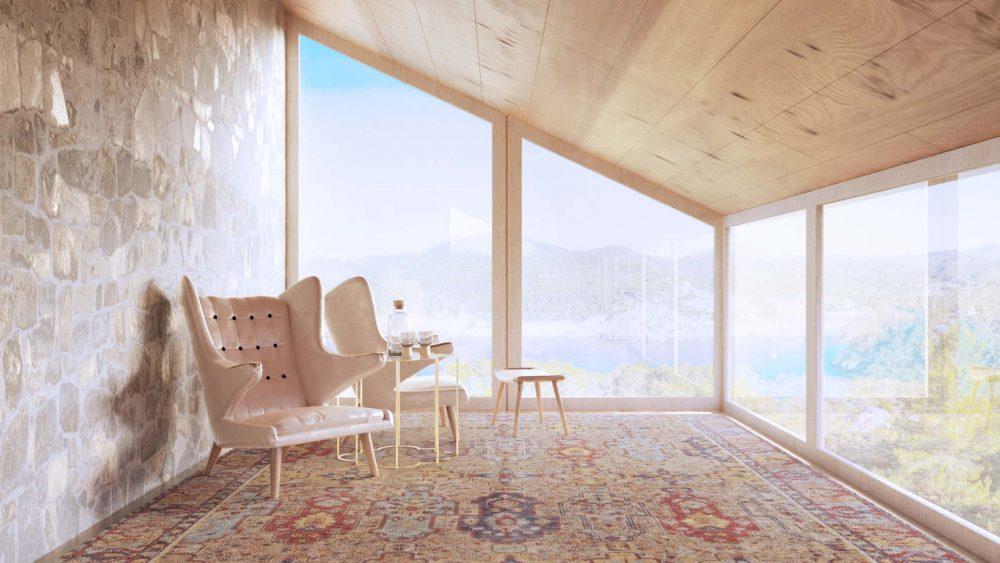 Interior Design by DLB rug R100011