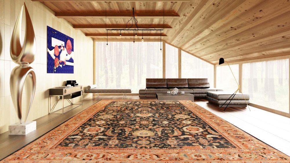 Interior Design by DLB rug R100012