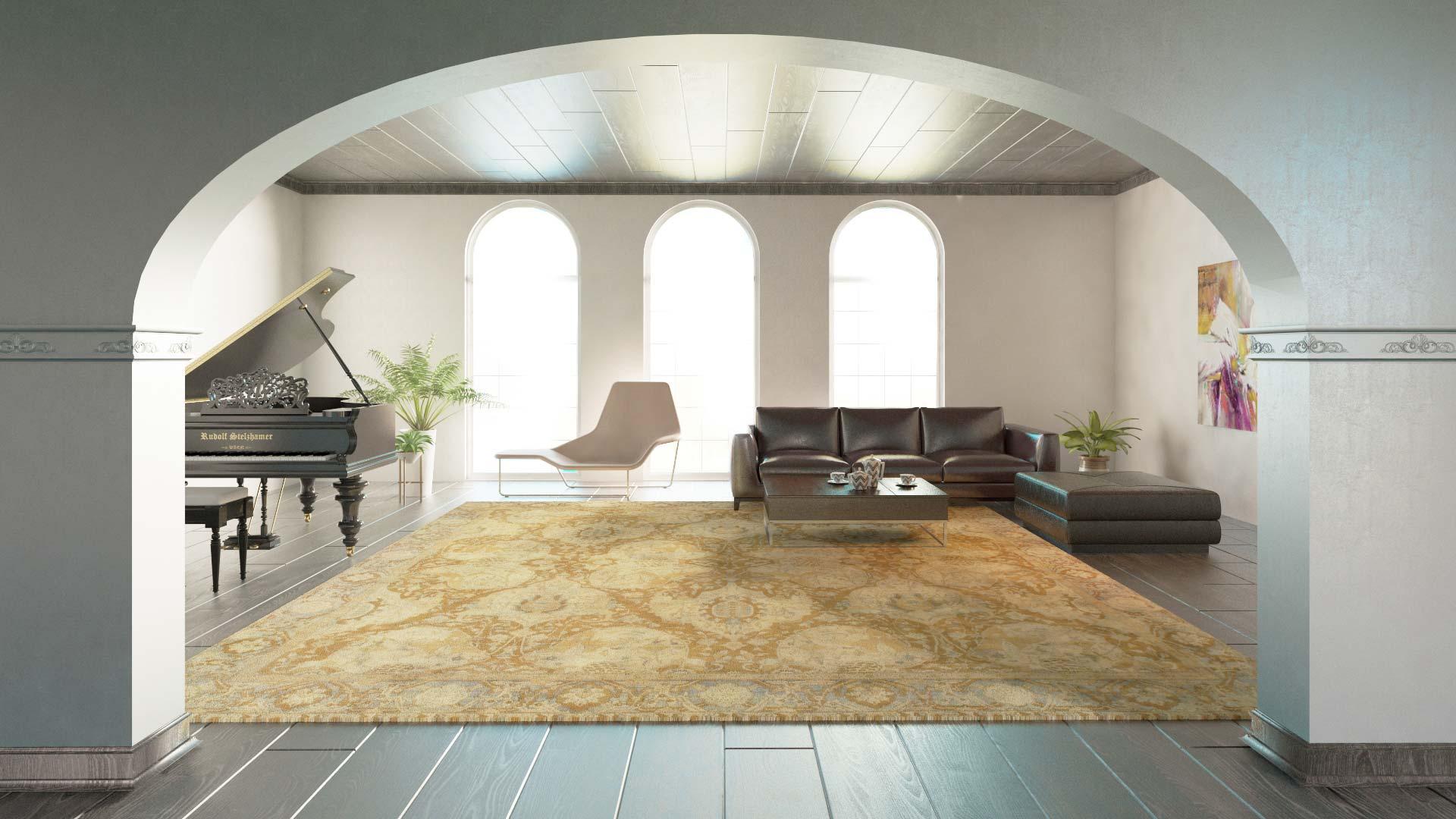 Interior Design by DLB rug R100013