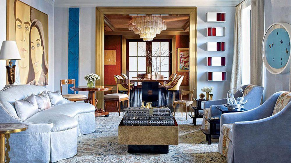 Interior Design by James Aman R100030