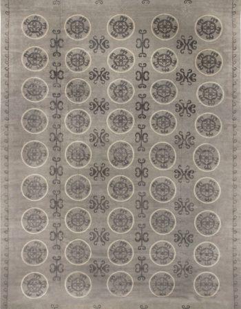 Europäische Inspired tibetischen Teppich N11447