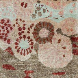 Floral Custom Rug Design S10176