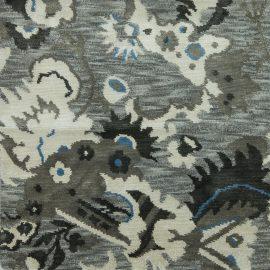 Floral Custom Rug Design S11322