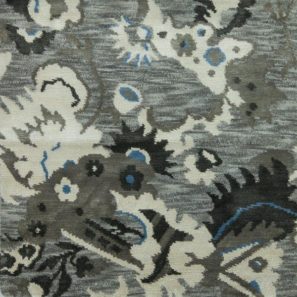 Floral Custom Rug Design S11322 S11322