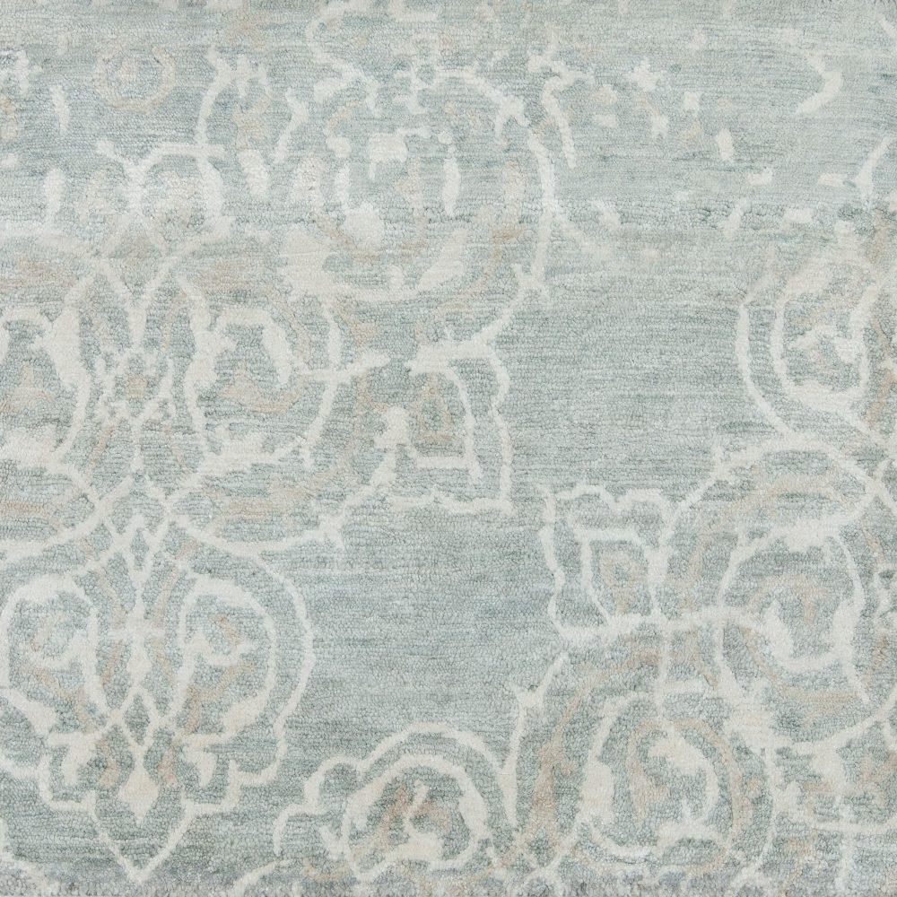 Floral Custom Rug Design S11530