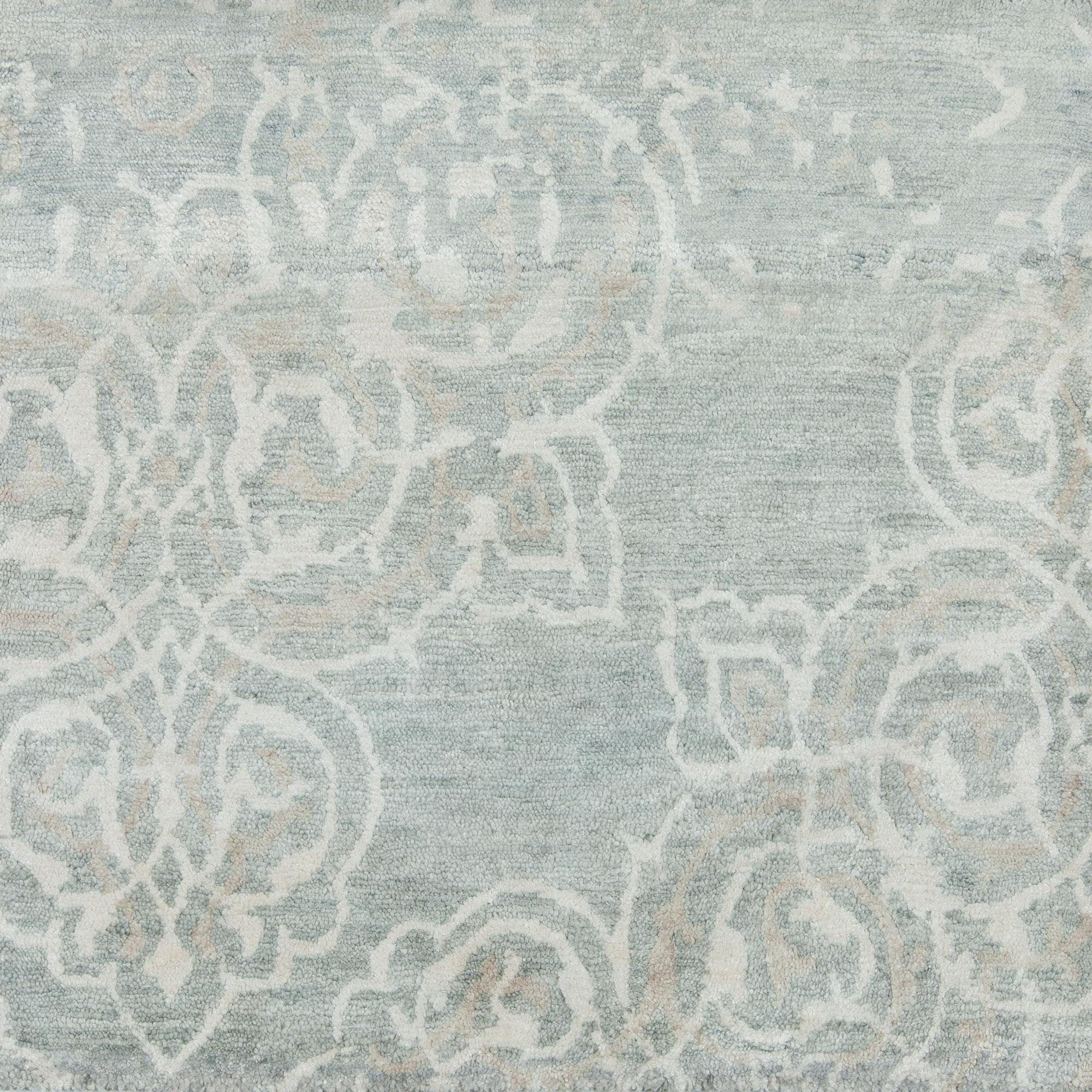 Floral Custom Rug Design S11530 S11530