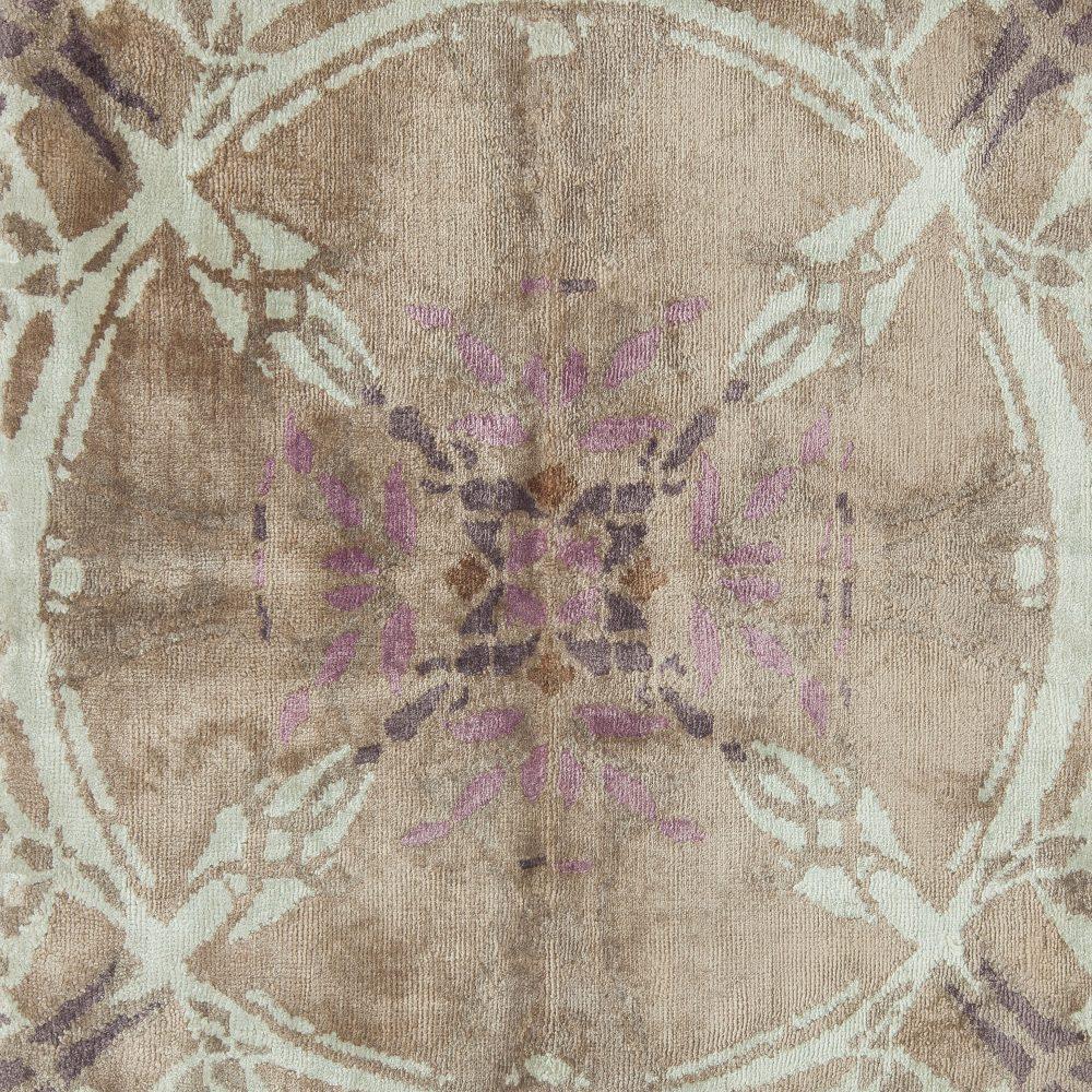 Floral Custom Rug Design S12531