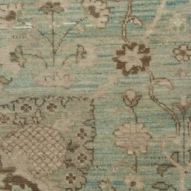 Custom Rug – Traditional Floral S16512