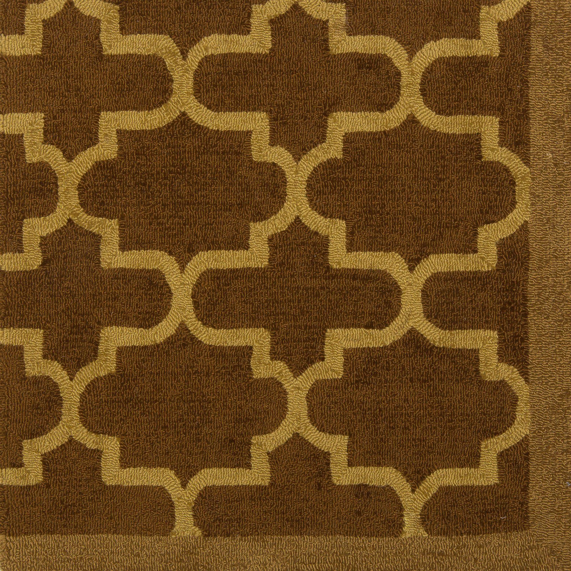Custom Rug – Golden Clover S19398