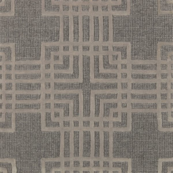 Custom Rug – Grey Gatsby S19454