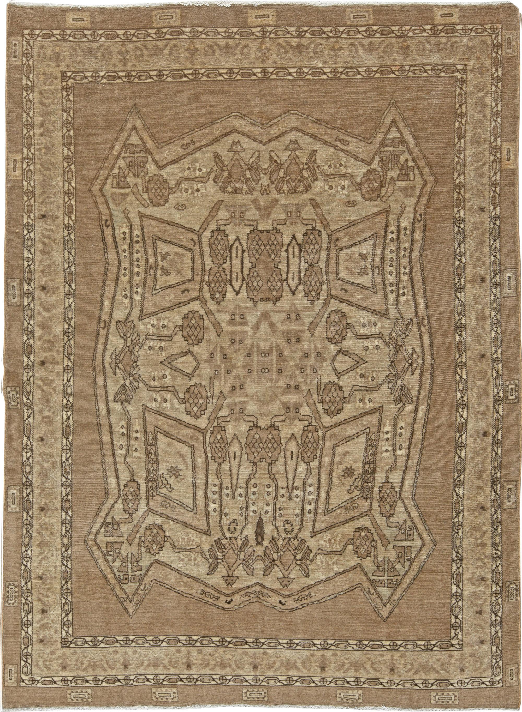 Antique Persian Bakhtiari Rug BB5418