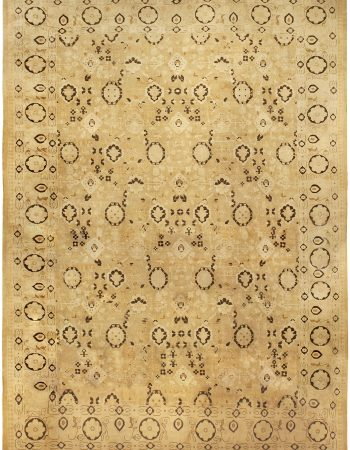 Oversized antigo indiano Agra Rug BB5089