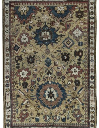 Caucasian Antique Rug BB6361