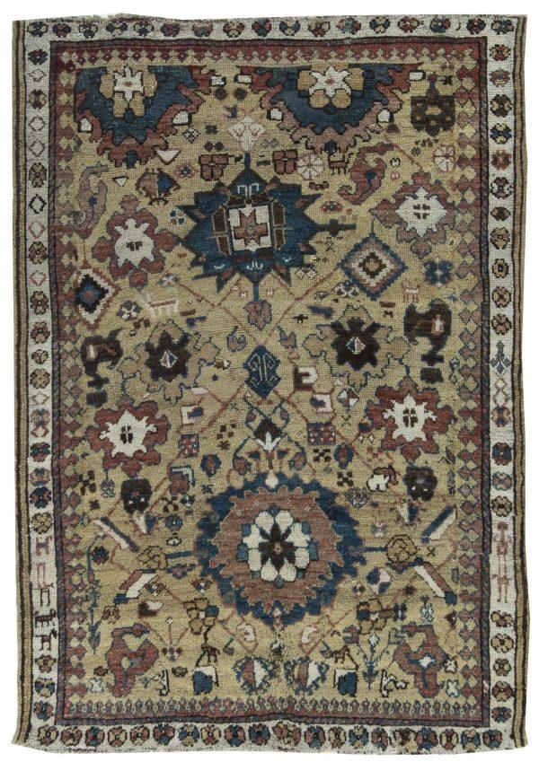 Caucasian Antique Rug BB6361