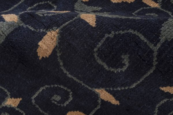 Vintage Chinese Carpet BB4090