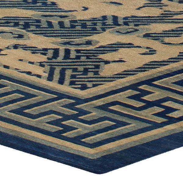 Vintage Chinese Carpet BB3148