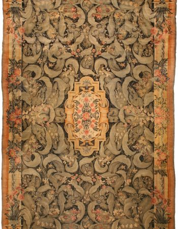 Antique Savonnerie Carpet BB3223