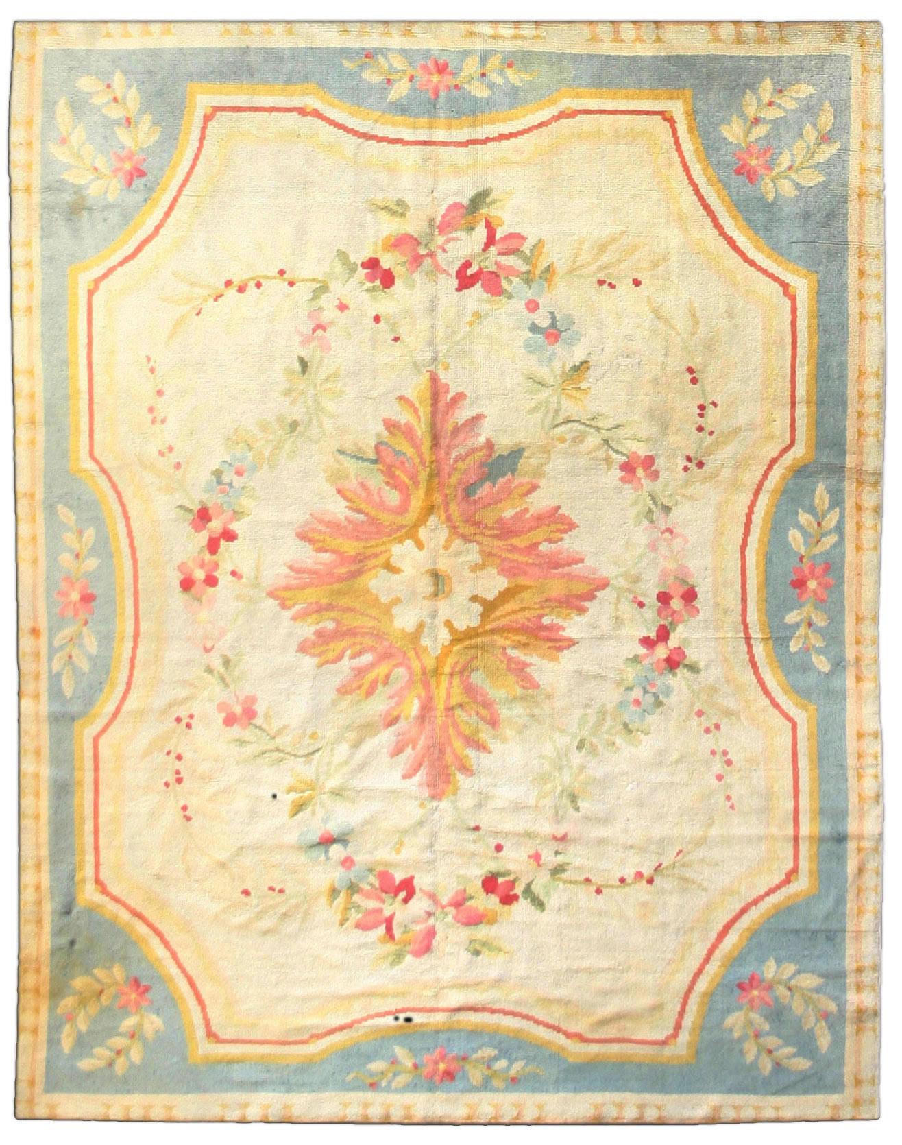 Antique Savonnerie Carpet BB2381