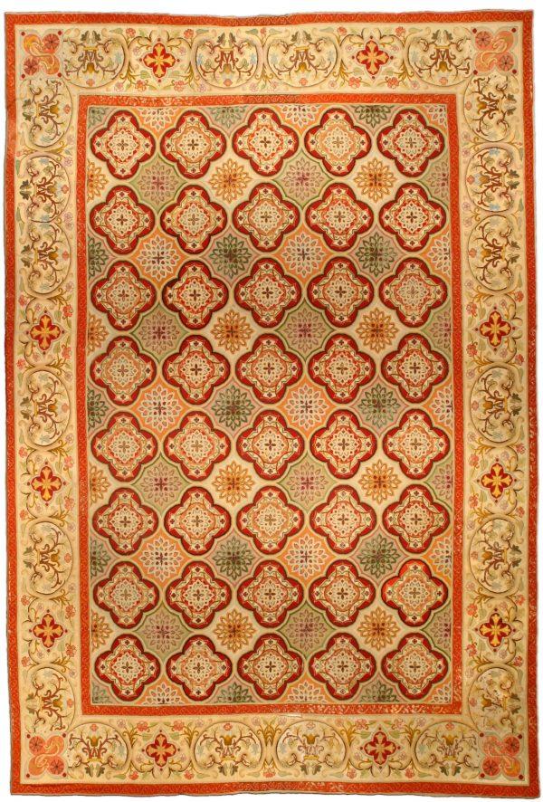 Antique BB4531 costura francesa