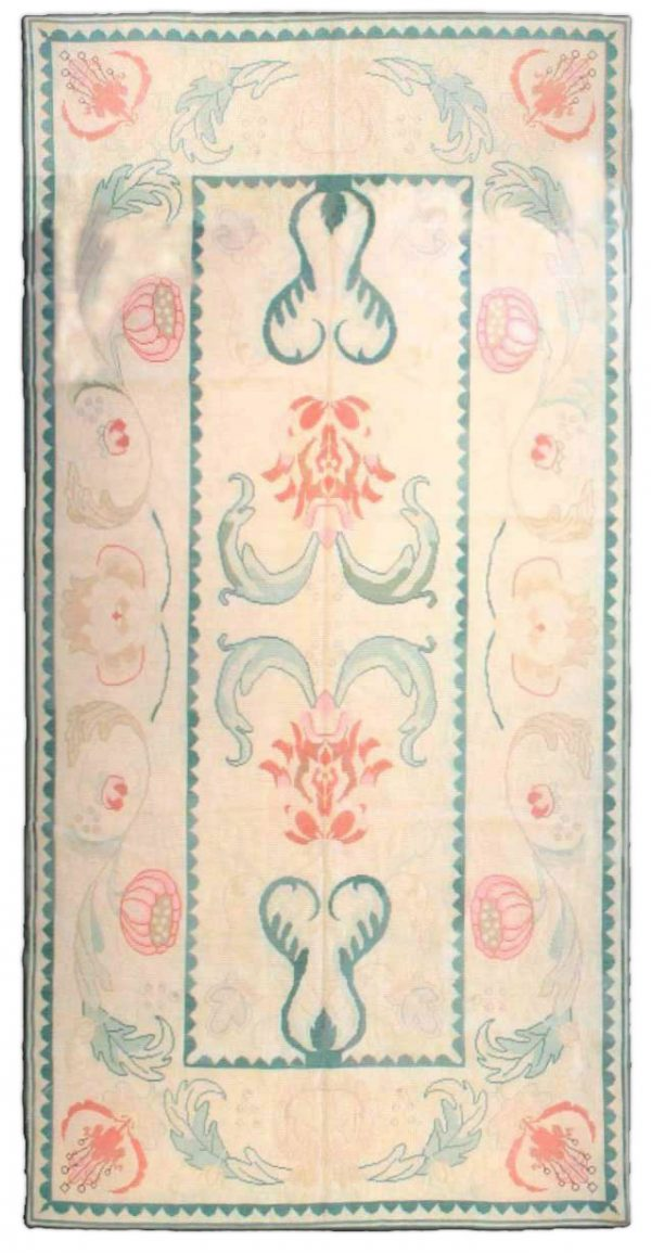 Antique Needlework Carpet BB2365