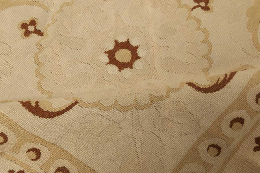 French Aubusson Rug BB6022