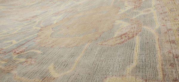 Agra-Teppich aus indischer Baumwolle BB6371