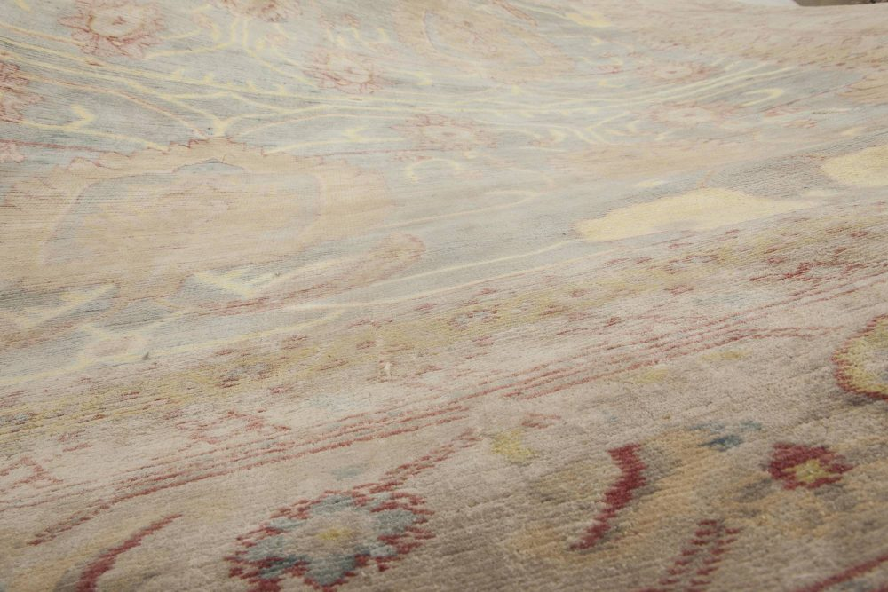 Indian Cotton Agra Rug BB6371
