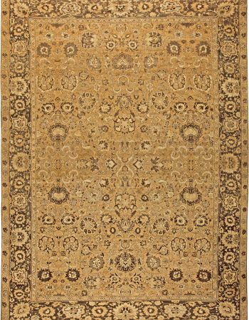 Antique Indian Amritsar Rug BB5769