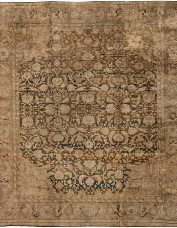 Antique Indian Amritsar Carpet BB3076