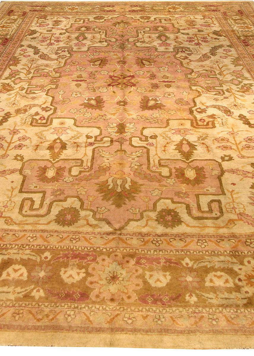 Antique Indian Amritsar Rug BB4468
