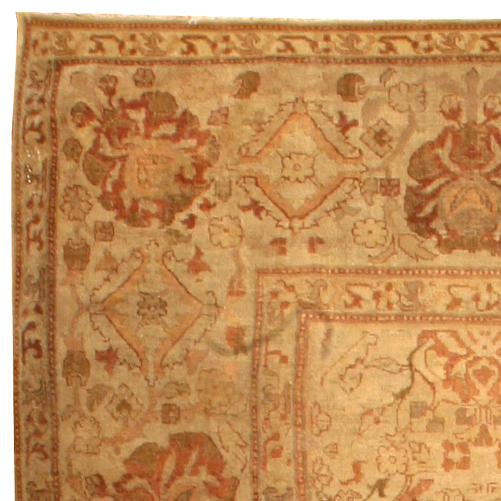 Antique Indian Amritsar Rug BB4523