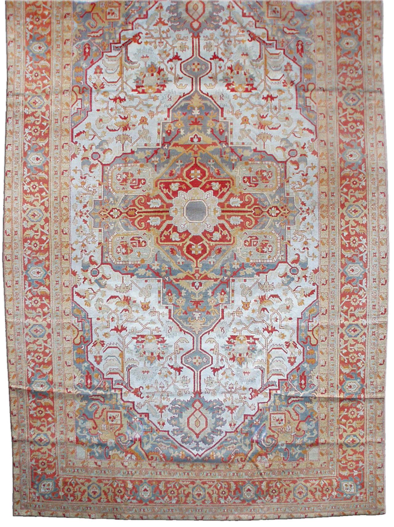 Indian Amritsar Carpet BB1249