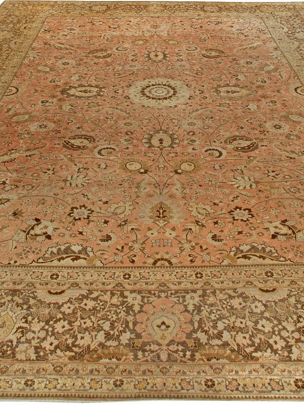 Antique Indian Amritsar Rug BB6078