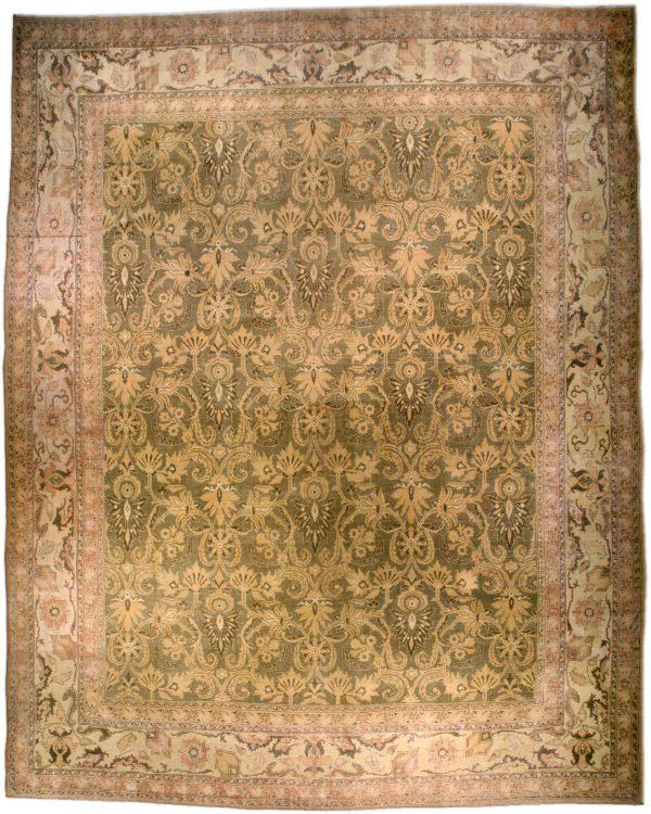 Vintage Indian Amritsar Rug BB4597