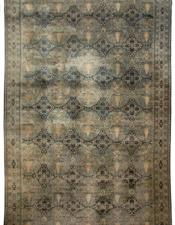 Oversized Antique Indian Rug BB5118