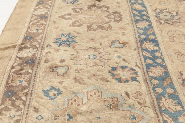 Oversized Antique Indian Rug BB5160