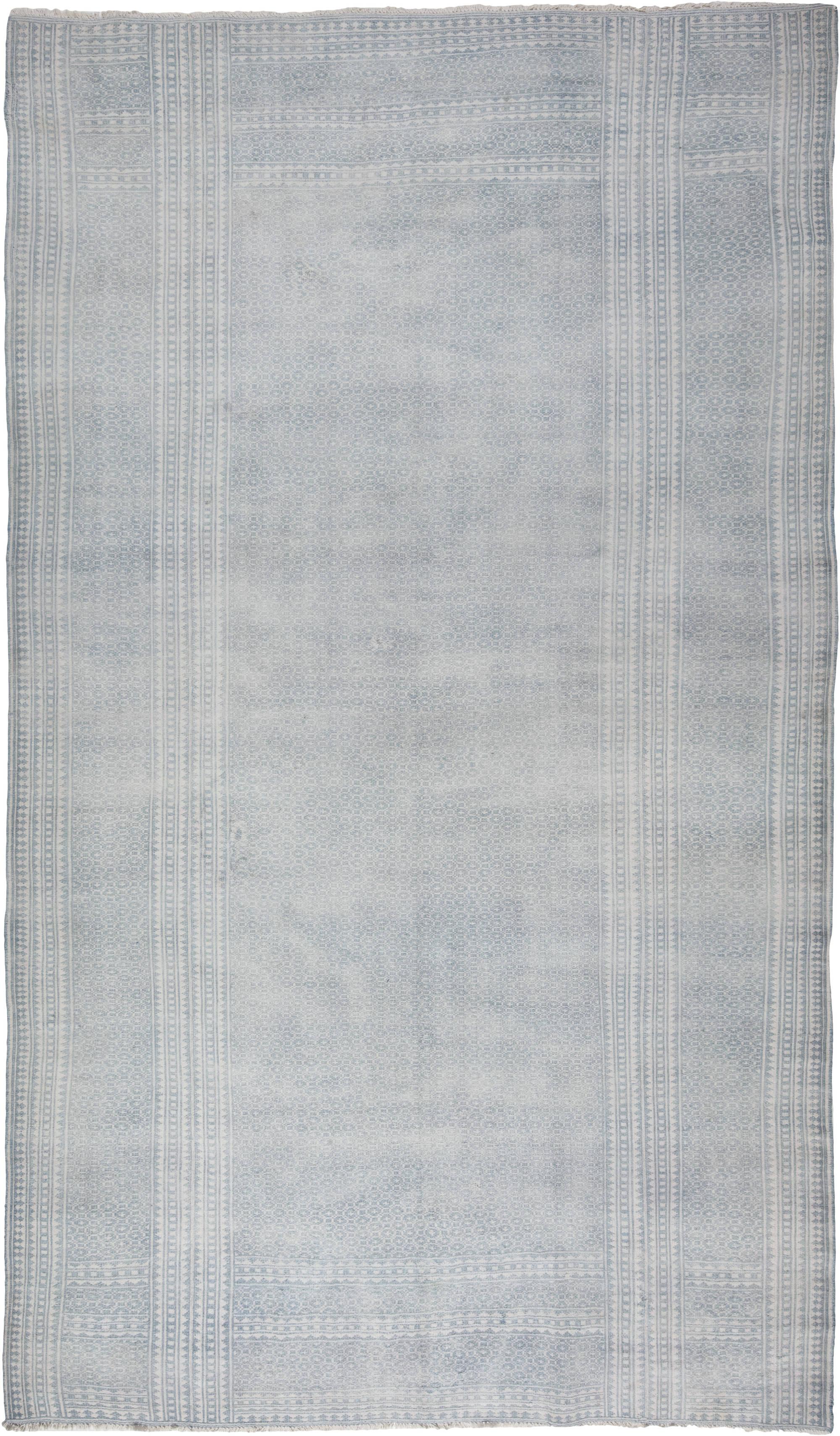 Antique Indian Cotton Flat Weave Carpet BB6529