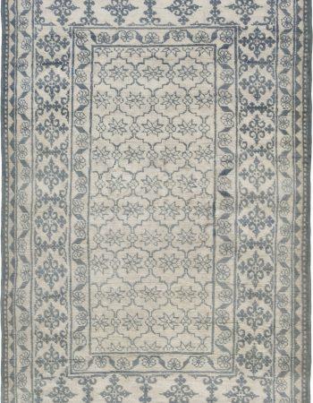 Antique Indian Cotton Agra  Rug BB6525