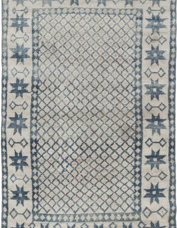 Antique Indian Cotton Agra Rug. BB6527