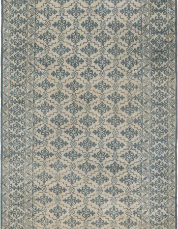 Antique Indian Cotton Agra Rug. BB6523