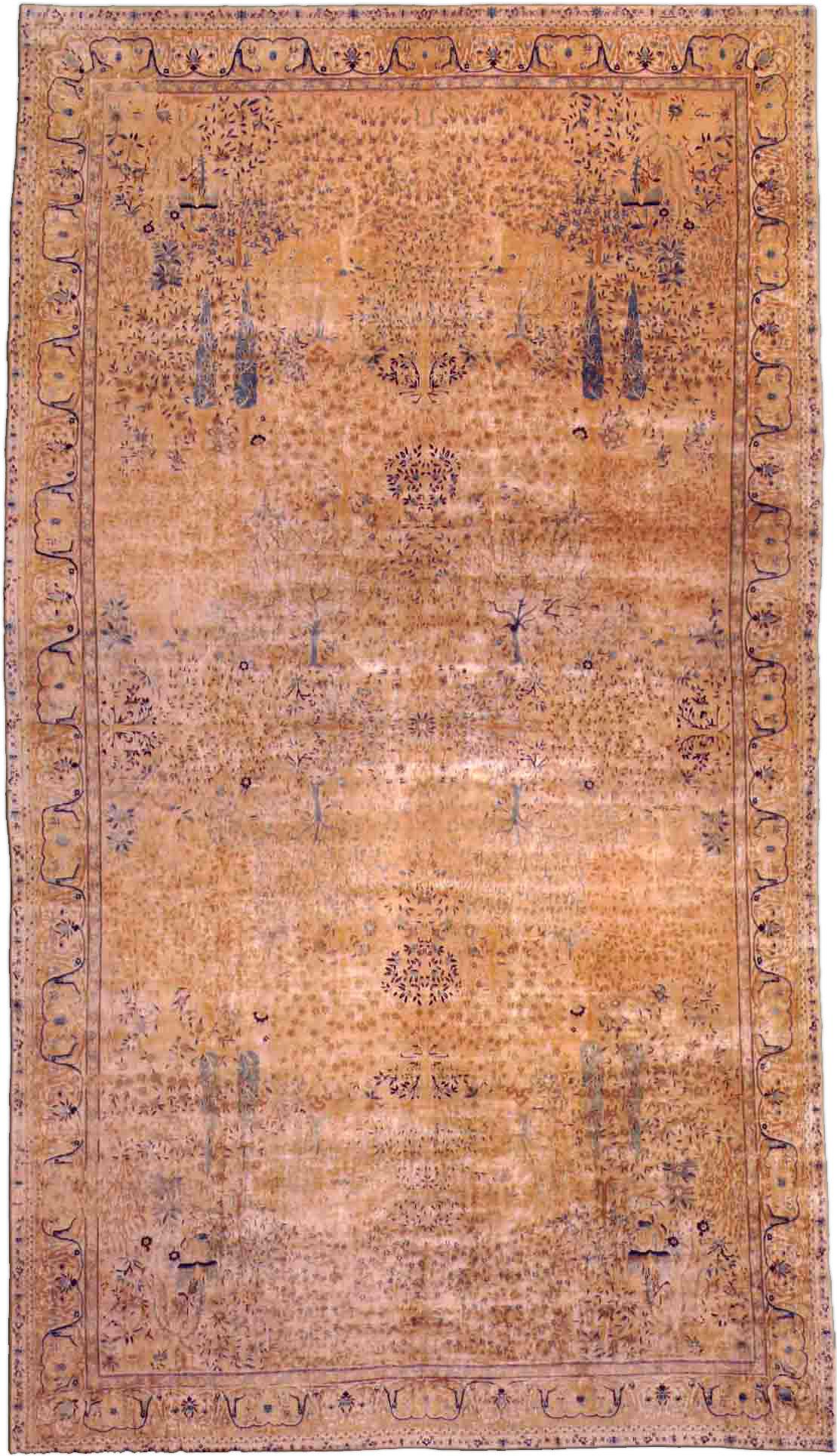 North Indian Carpet BB3411