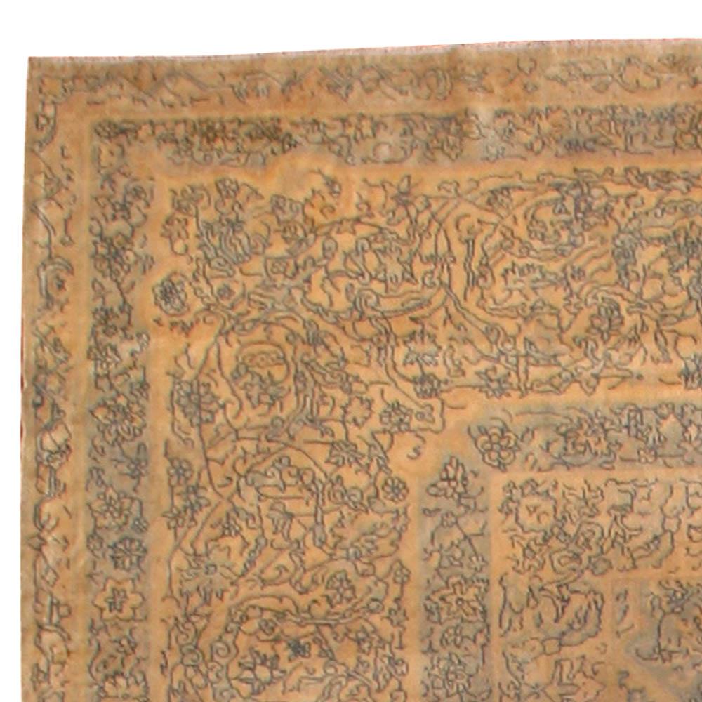 Antique Indian Rug BB0095
